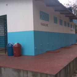 """Toiletten und Duschen für """"Child in the Sun"""" in Dar es Salam"""