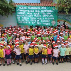 "Bericht der Grundschule ""Caminhos do Saber"" in  Rio de Janeiro, 2018"