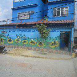 Corona Nothilfe für unsere Schule in Brasilien